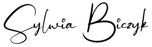 podpis Sylwia Biczyk